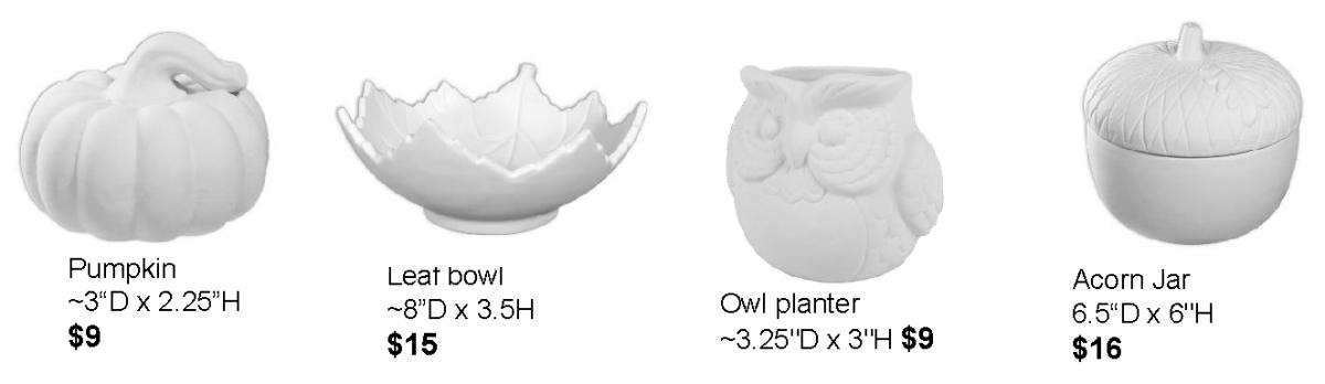 starglazers pottery