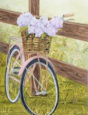 Bicycle Built for Blooms
