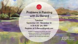problems in painting class