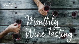 monthly wine tasting